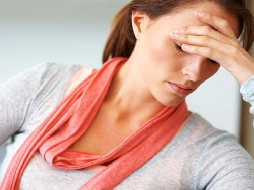 fibromyalgia lady pain headache el paso tx