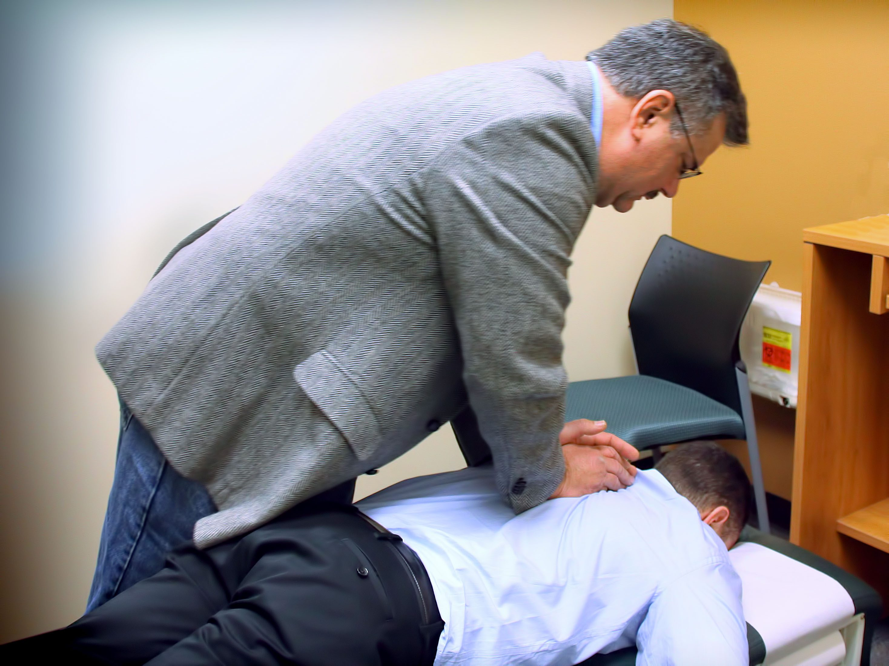 Chiropractic spinal adjustment el paso tx