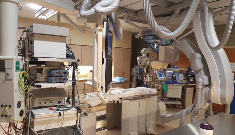 x-ray room hospital el paso tx