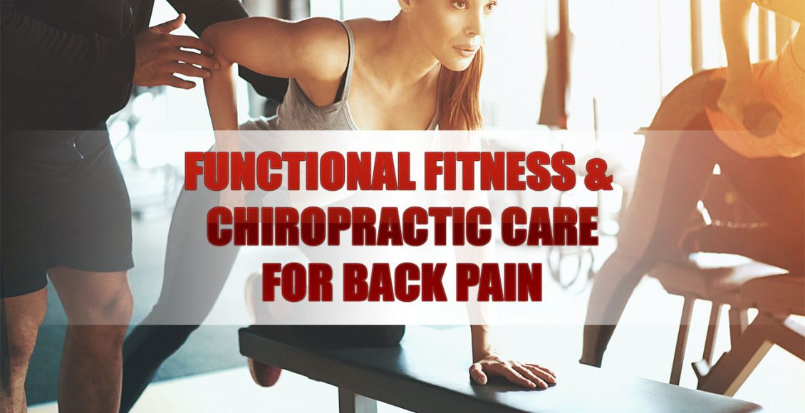 Functional Fitness & Chiropractic Care for Back Pain Cover Image