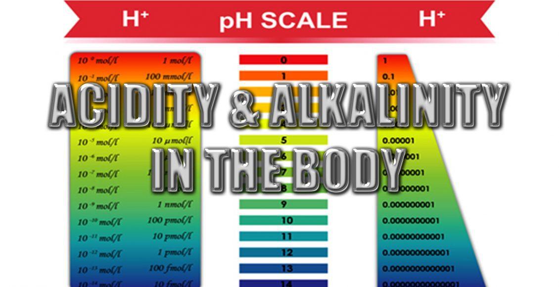 acidity and alkalinity el paso tx.