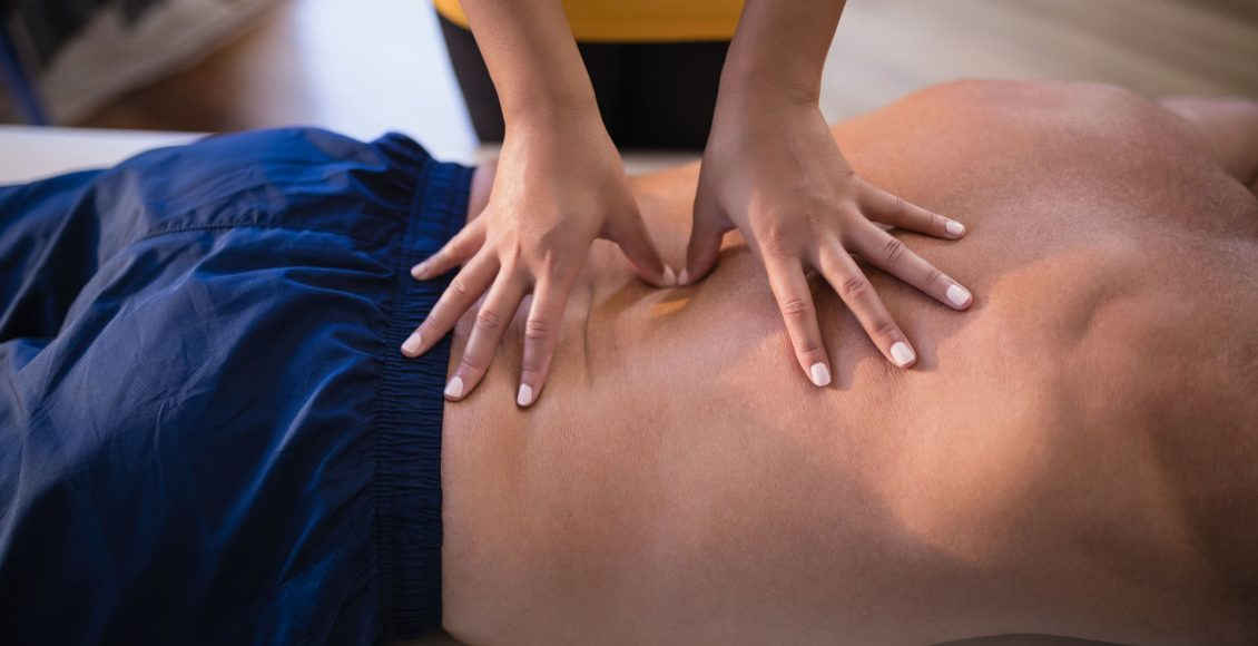 11860 Vista Del Sol Ste. 128 How Chiropractic Can Help The 4 Stages of D.D.D. El Paso, TX.
