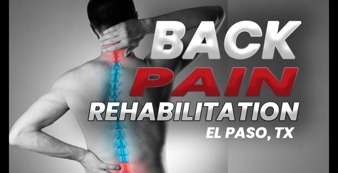 11860 Vista Del Sol Ste. 128 *BACK PAIN* Specialized Treatment | El Paso, Tx