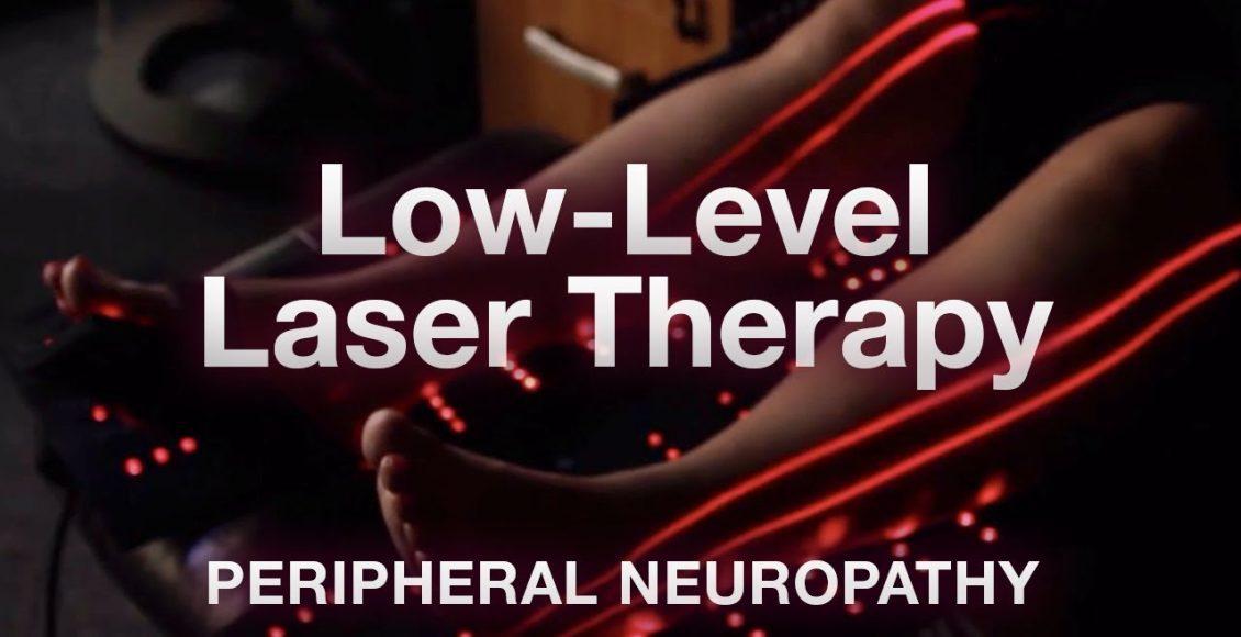 11860 Vista Del Sol, Ste. 128 Low-Level Laser Therapy (LLT) for Peripheral Neuropathy| El Paso, TX (2019)