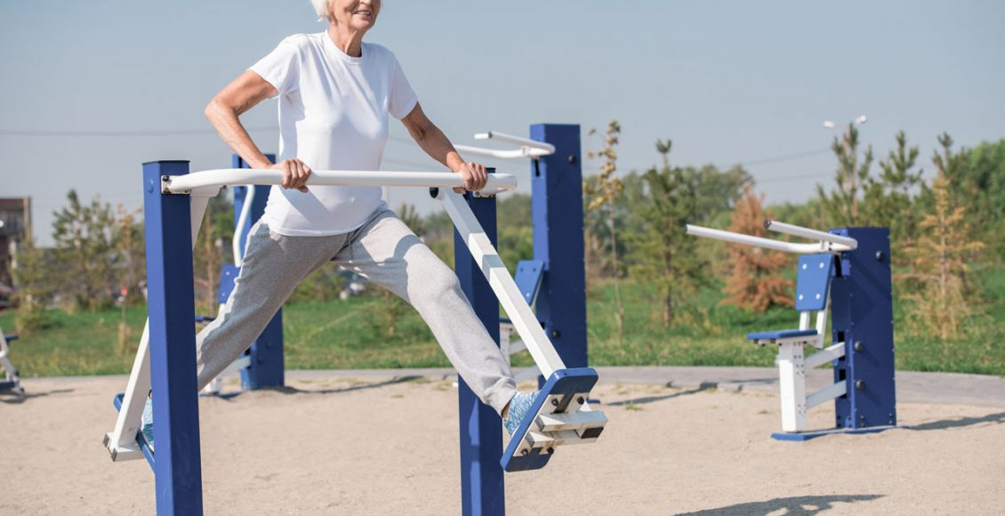 11860 Vista Del Sol, Ste. 126 Staying Active and Healthy At Any Age El Paso, Texas