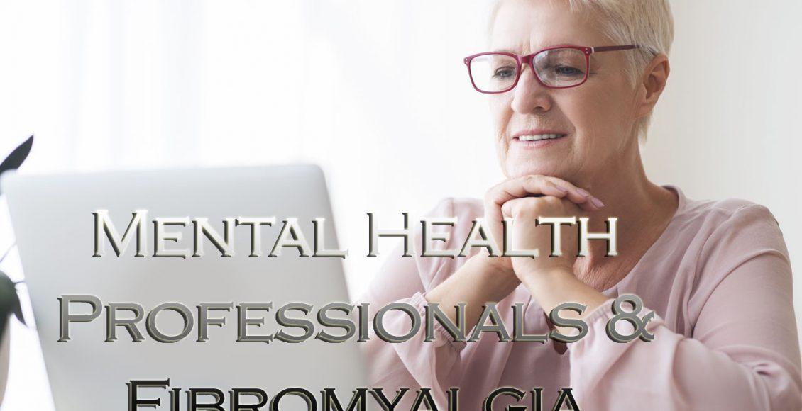 11860 Vista Del Sol, Ste. 128 Mental Health Professionals Can Help with Fibromyalgia El Paso, Texas