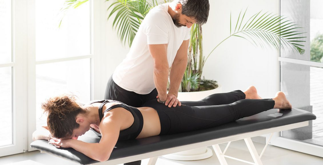 11860 Vista Del Sol, Ste. 128 Chiropractic Treatment for Lower Lumbar Back Pain