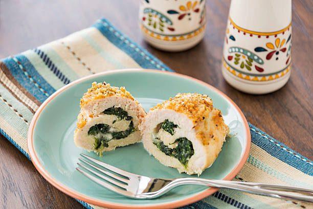 Spinach Stuffed Chicken Recipe El Paso TX