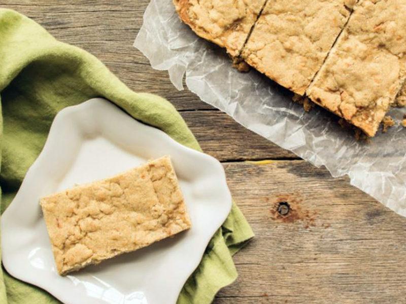 Gluten Free Apple Cinnamon Newtons
