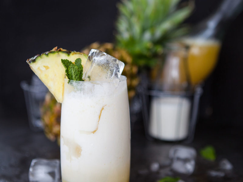 Healthy & Fresh Pina Colada